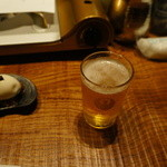 とり田 - ビール