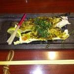 33692791 - 蟹と蟹味噌の福草焼き
