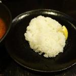 lavi - 2014.12 ご飯は小盛り