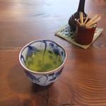 浅田 - 2014/8 お茶