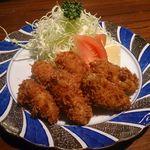 蘭亭ぽん多 - 牡蠣フライ