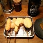 串かつ でんがな - 料理