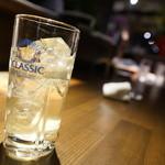 夜景のみえる 北海道原始焼き酒場ルンゴカーニバル - サングリア