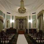 綱町三井倶楽部 - 結婚式を挙げた部屋