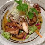 香港厨房 - 油淋鶏