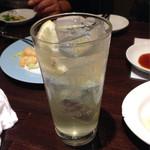 香港厨房 - レモンサワー