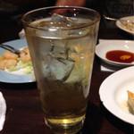 香港厨房 - 緑茶ハイ