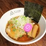 ミライゑ - TOKYO醤油ラーメン
