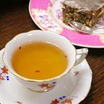 アムトラック茶楽 - 料理写真:中国茶とドイツ菓子のコラボレーション
