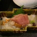 Shourenkanyoshinoya - お魚のお造り