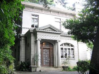 ヴィラ・デル・ソル - 重要文化財でもある洋館