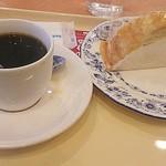 DOUTOR COFFEE - ケーキセット530円!