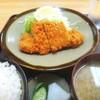 とんかつ 吾妻 - 料理写真:とんかつ定食