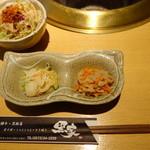 33705827 - 2014.12 サラダと箸休めの小鉢