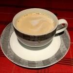 アジャンタ - 南インドコーヒー(ミルクコーヒー)