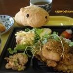 まめちゃん - 料理写真:日替わりだよ~!