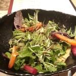 33708813 - 季節野菜のヘルシーサラダ