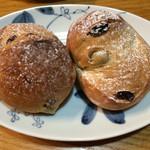 33709357 - ぶどうパン 小