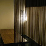 Louga - 小上がりの座敷席