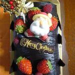エーデルワイス - 料理写真:チョコノエル(¥2600)