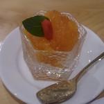 魚粋亭 - ランチのデザート