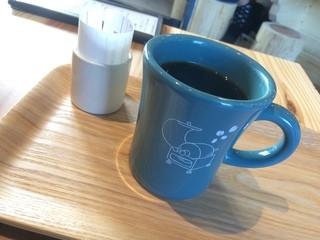珈琲や 東小金井工房 - ハンドドリップコーヒー(2杯目)