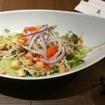 33714519 - 倉式珈琲店 ツナとゴボウのサラダ fromグリーンロール