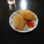Daifukuudon - 稲荷120円