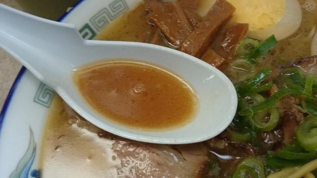 にぼし家 - スープ