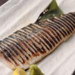 パンダバル - 炙り〆鯖