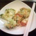 1029 - ブロッコリーのチーズ焼