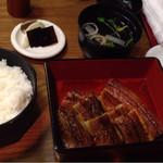 33721105 - 鰻蒲焼 (松)
