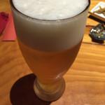 唵呵呵 - ビール♪