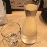 御堂筋よし田 - 日本酒。福岡の「杜の蔵」。