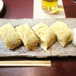 季節料理 みのり - だし巻き(500円+税)。<2014.12>