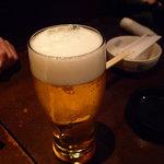 魚金 - ☆ビールしゅわぁわぁ~☆