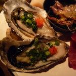 魚金 - ☆牡蠣もちゅるっと(*^。^*)☆