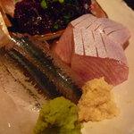 魚金 - ☆ブリちゃん&サヨリちゃん(^v^)☆