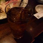 魚金 - ☆烏龍茶もゴクリ(^u^)☆