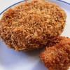 肉の宝屋 - 料理写真:肉ポテトコロッケ  115円