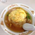 豚太郎 - 天津飯