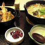 和食よへい - 料理写真:ちゃんぽん小天丼