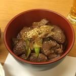 飛騨琢磨 - 特選飛騨牛焼肉丼
