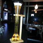 33733521 - ビア。アメリカ直輸入という独特なグラス