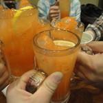 吉原もん - 料理写真:アセロラハイで乾杯!