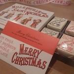 横濱フランセ - チョコウェハースが細かい層で美味!リボンとカードもお洒落!
