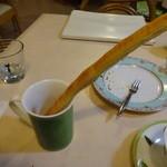 カフェ・ミーチョ - サービスで頂きました