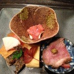 33735965 - 京懐石 前菜