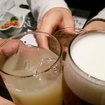 家庭料理 きんどん - 乾杯(^^♪