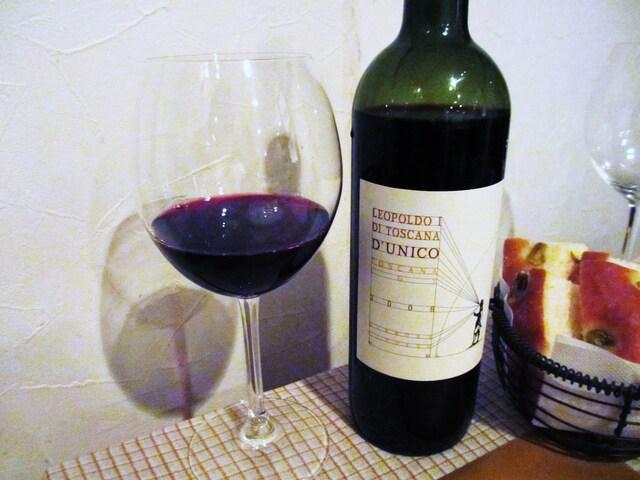 オステリア・ピノ・ジョーヴァネ - 赤ワイン